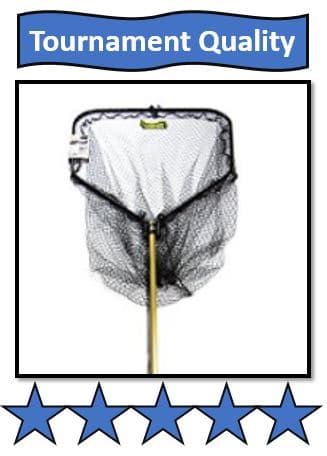 StowMaster Tournament Series Precision Muskie Landing Net