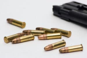 loose rifle cartridges by gun