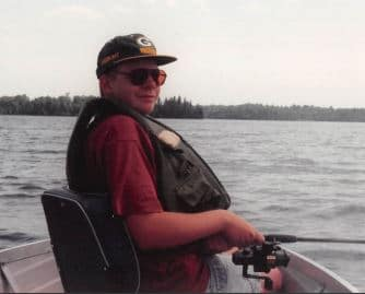 Trolling for Northern Pike