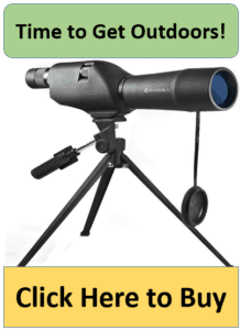 barska straight spotting scope on tripod