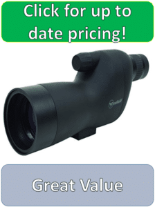 black straight spotting scope