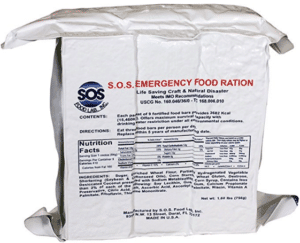 SOS Emergency Food Pouch