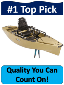 olive hobie mirage fishing kayak