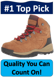 womens columbia hiking boots