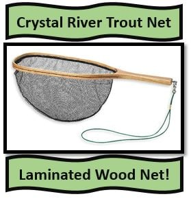 Crystal River Trout Net