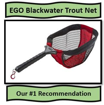 The EGO Blackwater Trout Net - the best trout fishing nets