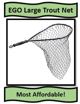 The EGO Large Trout Net
