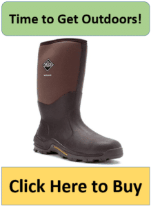 rubber hunting boot