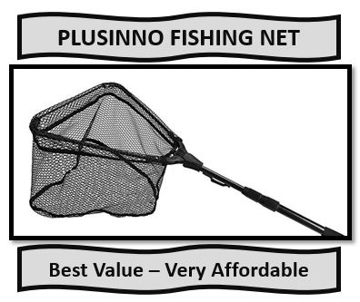 The PLUSINNO FISHING NET - Best bass fishing nets