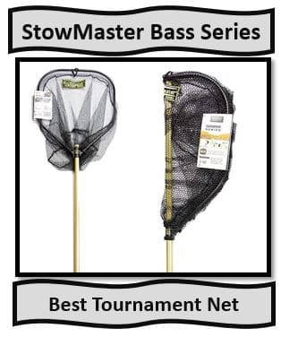 StowMaster Bass Fishing Nets