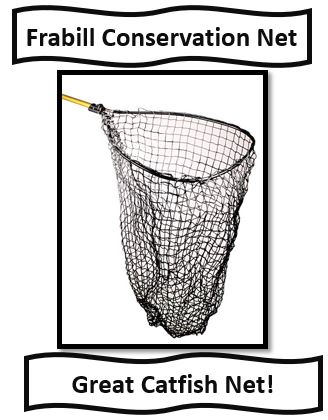 Frabill Conservation Catfish Net