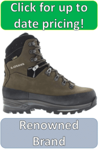 Tibet hiking boot