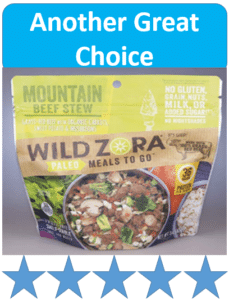 mountain beef stew portable paleo meal