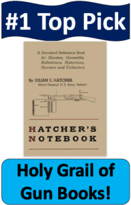 Hatcher's Notebook Gunsmithing Manual