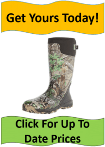 LaCrosse camo hunting boots