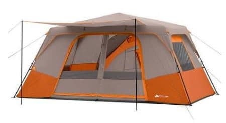 Ozark Trail 11 Person 3 Room Instant Tent