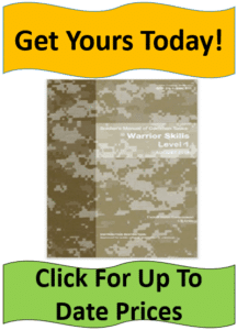 soldier's army manual book
