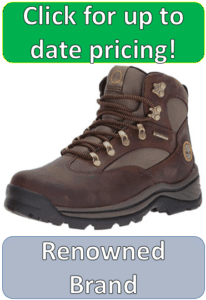 Black Timberland Chocorua Trail Mid Hiking Boot