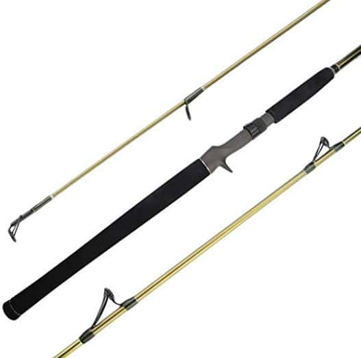 The KastKing WideEye Walleye Fishing Rods