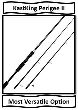 KastKing Perigee II - the best KastKing Fishing Rods