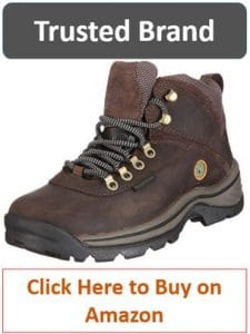 Leather Timberland womens hiking boot