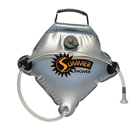 Advanced Elements 2.5 Gallon Solar Camping Shower