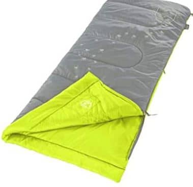 Coleman Illumi-Bug Kids Sleeping Bag