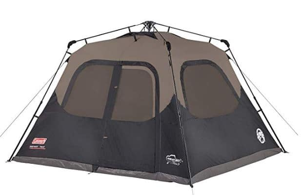 Coleman Instant Cabin Tent - 6 Person