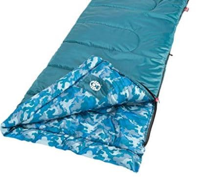 Coleman Youth 45 Plum Fun Sleeping Bag