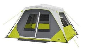 Core 6 Person instant Tent
