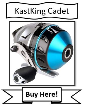 The KastKing Cadet Spinning Reel