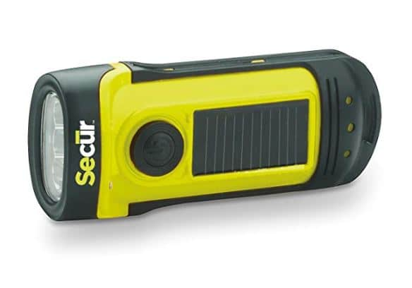 Secur Solar Flashlight