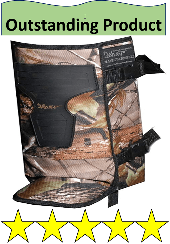 Snake Guard gaiters