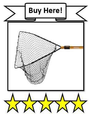 Frabill Hiber-Net Buy Here - Best Telescopic Fishing Net