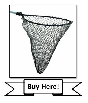 The Frabill Pro-Formance Fishing Net