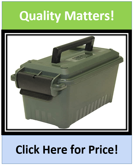 MTM Case-Gard AC15 Ammo Can Mini