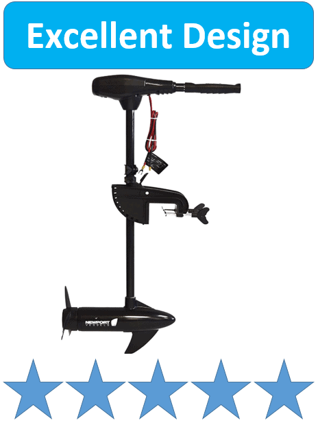 Newport Vessels Series NV 36lb Electric Trolling Motor