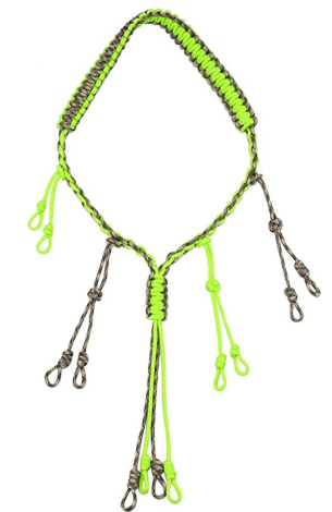 PSKOOK Paracord duck call lanyard