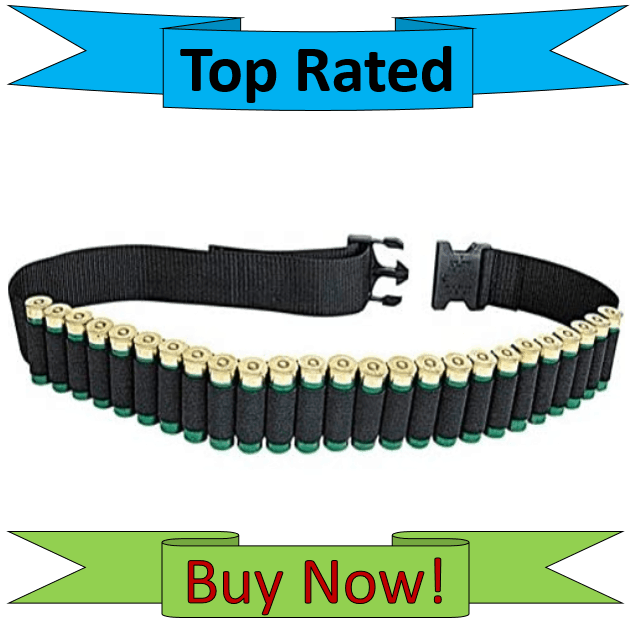 Allen Shotgun Shell Ammo Belt